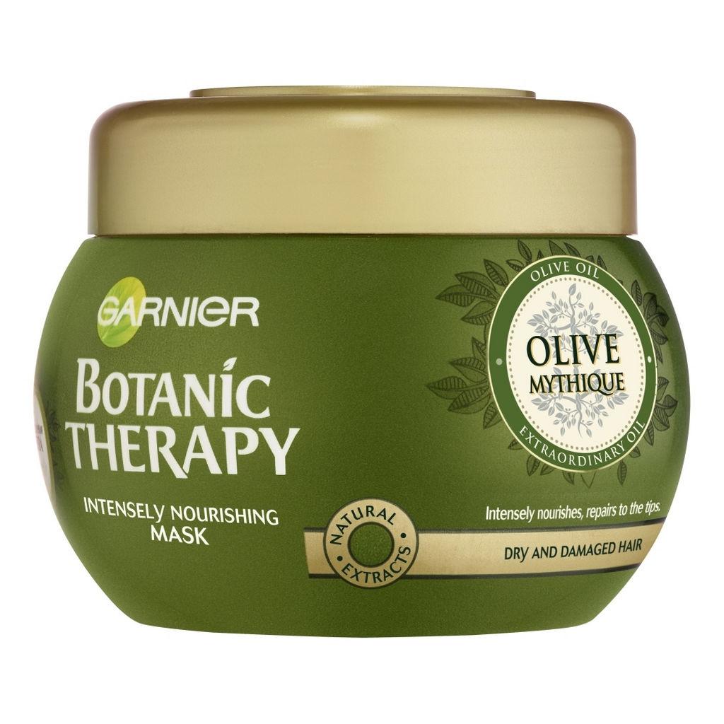 Maska za lase Garnier, Botanic Therapy Mythique olive, 300 ml