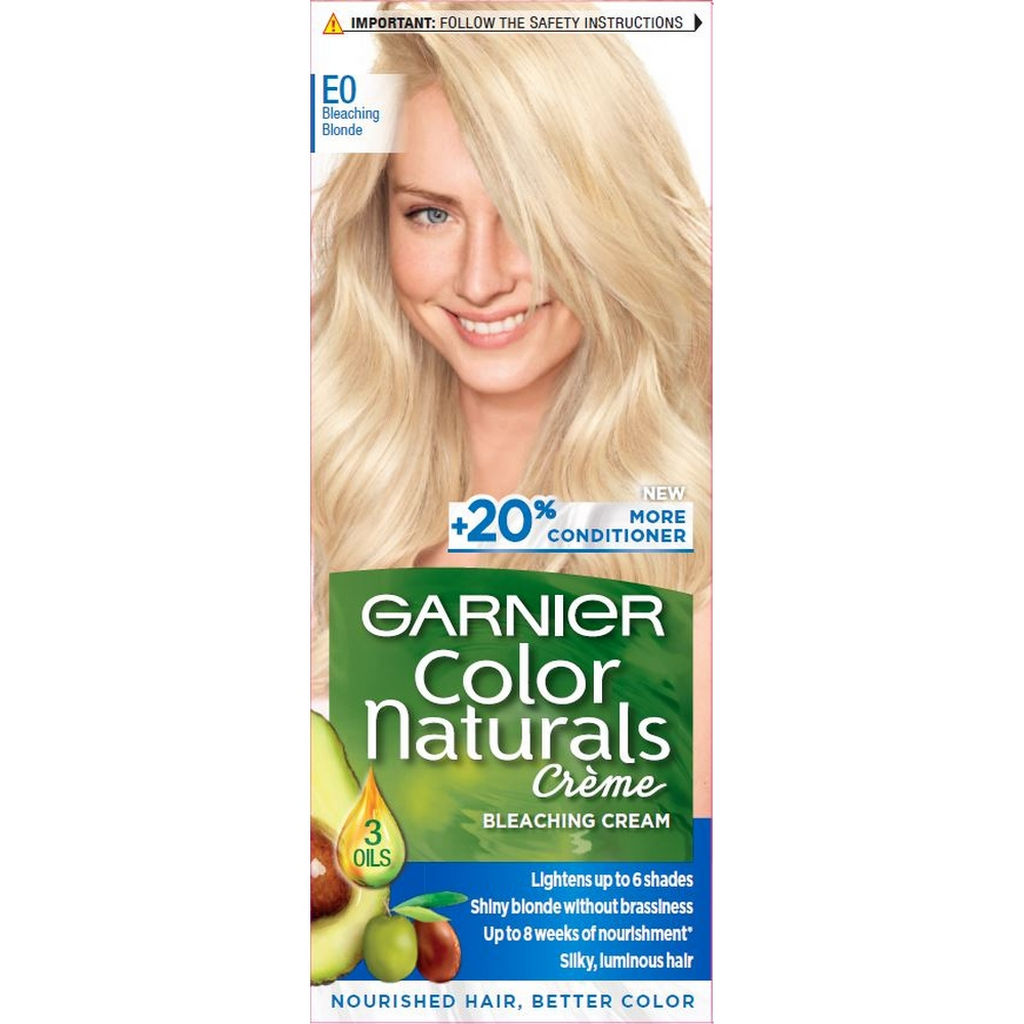 Barva za lase Garnier Color Naturals bleaching creme