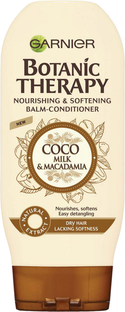 Balzam Botanic Therapy, coco milk & macadamia, 200 ml