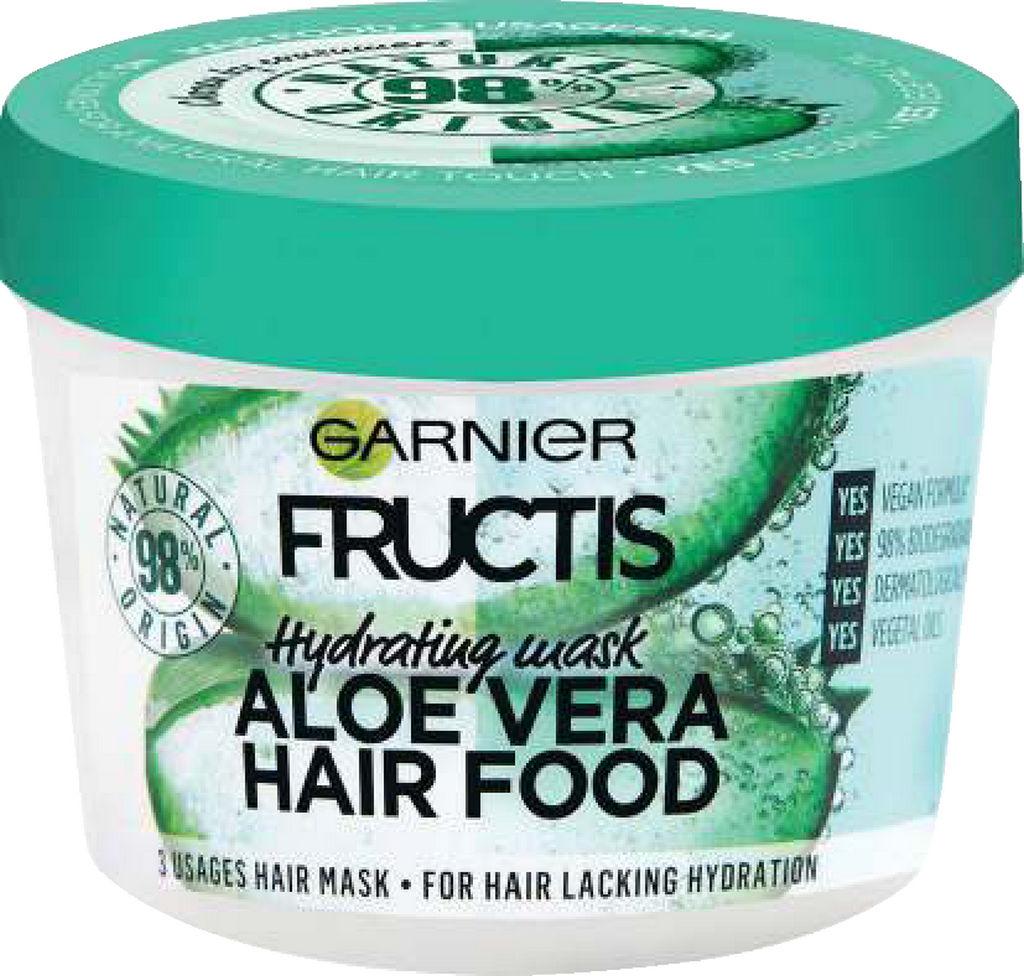 Nega Fructis, Hairfood Aloe vera, 390 ml