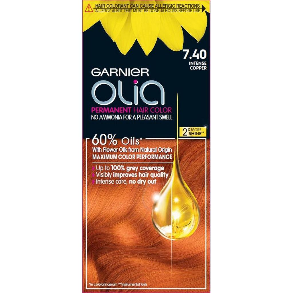 Barva Olia, intense copper, 7.40