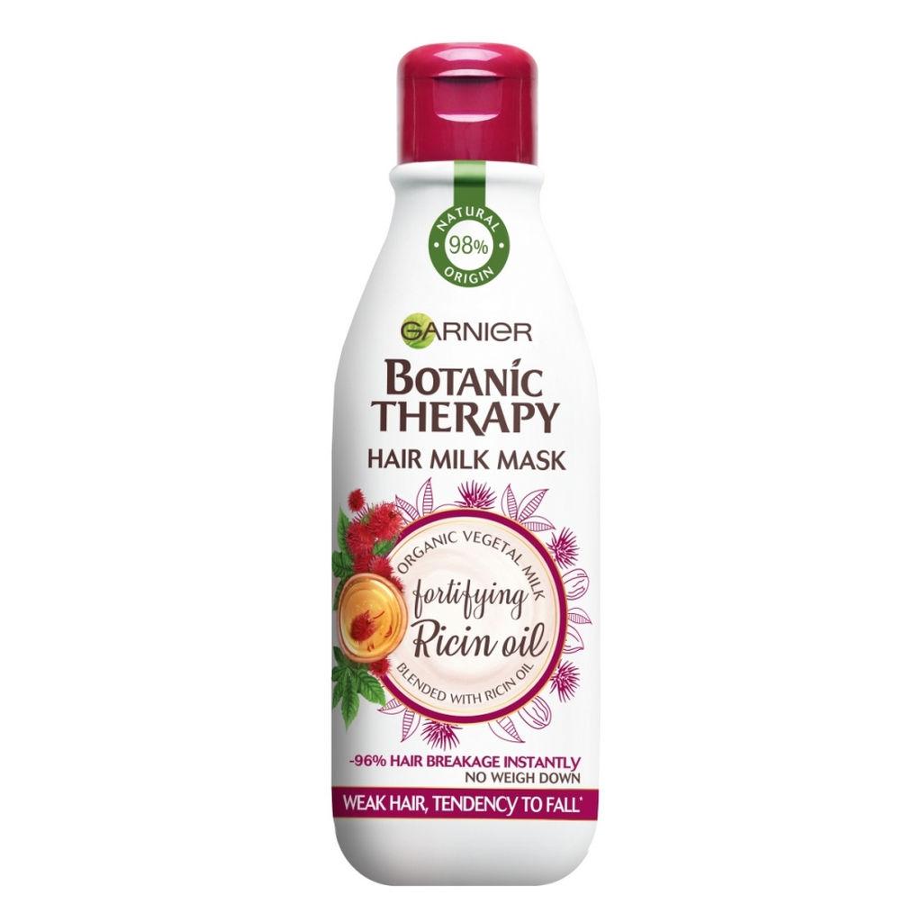 Maska Garnier, B.therapy hair milk, javor, 250ml