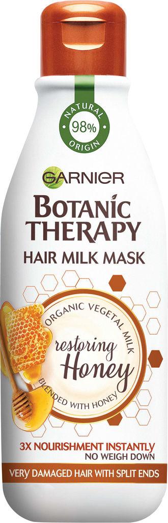 Maska za lase Garnier, Botanic Therapy Honey, 250 ml