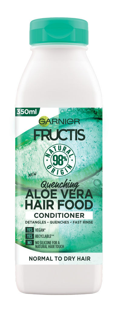 Balzam za lase Fructis, Hair food aloe vera, 350ml