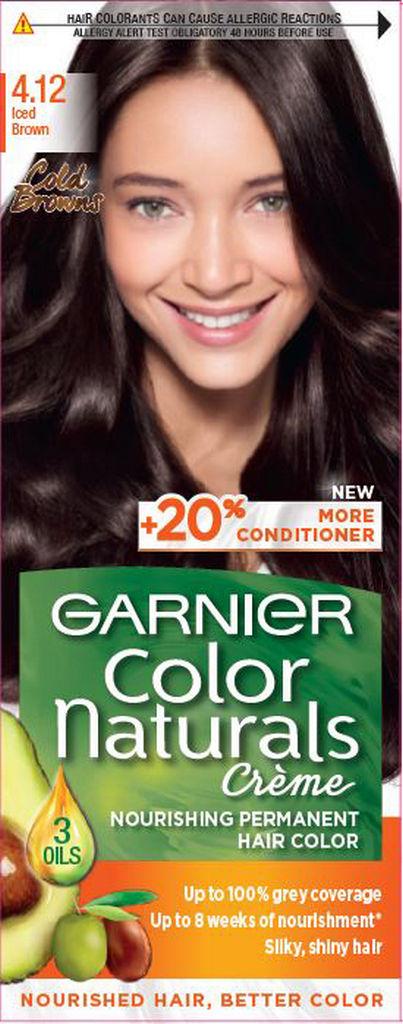 Barva Garniere, Color naturals, 4.12