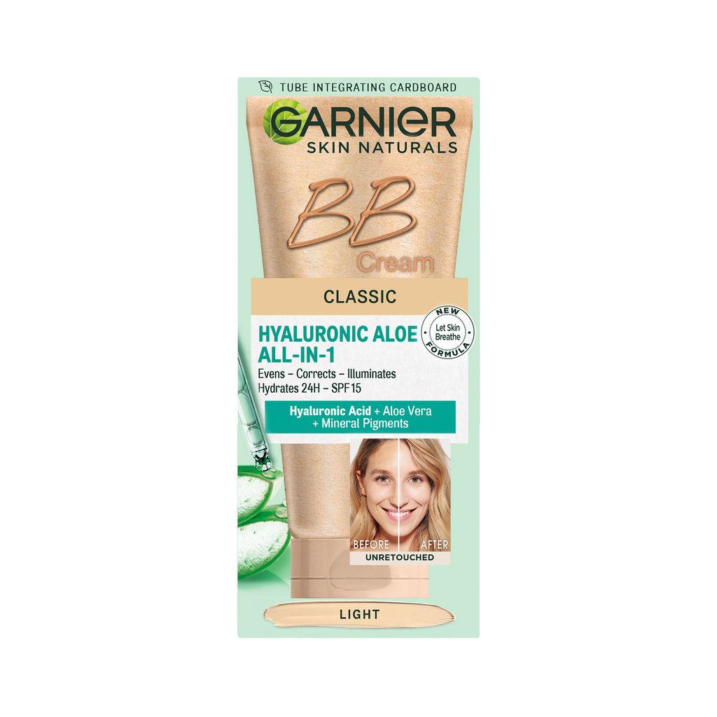 Krema Garnier, Skin Naturals BB, Classic Light, 50 ml