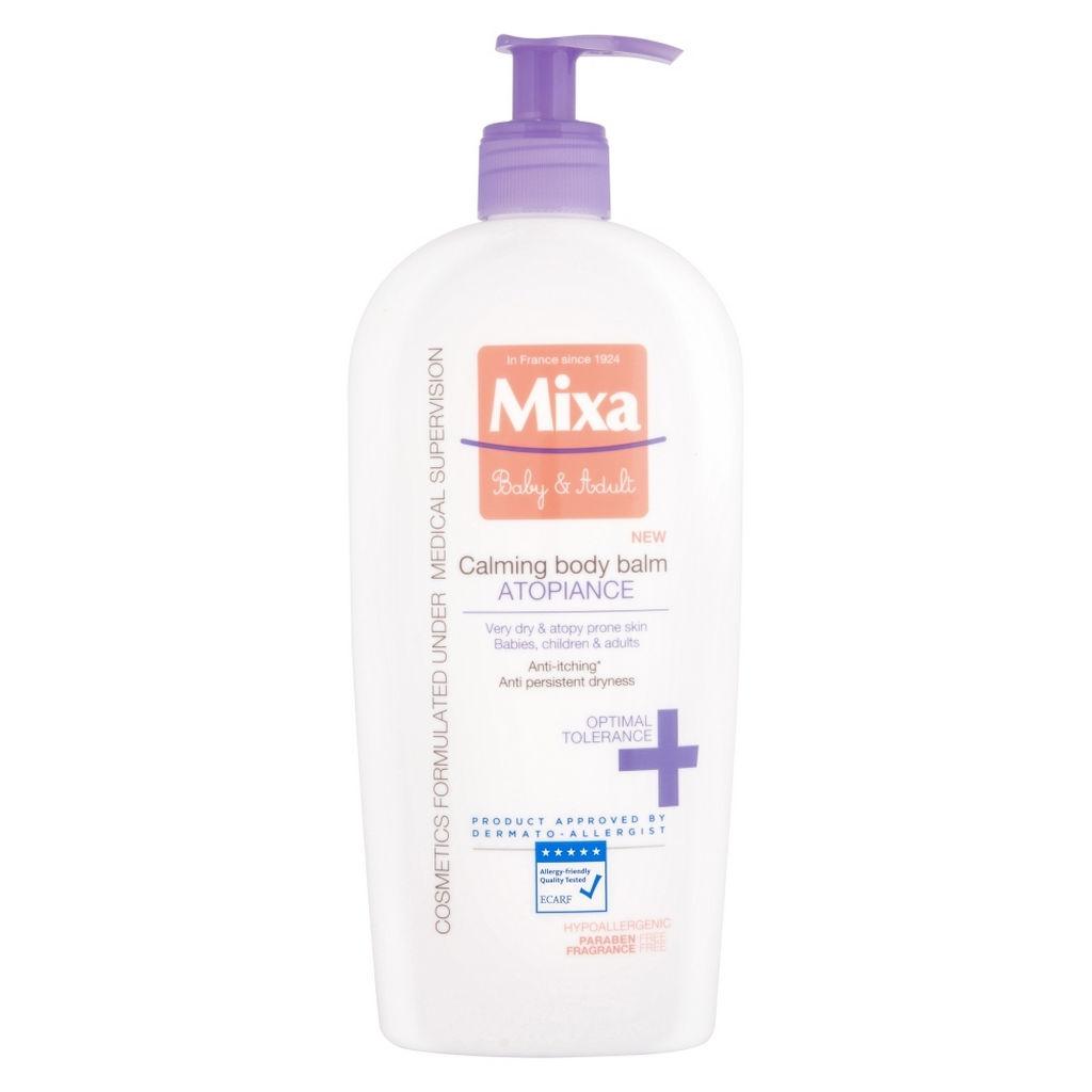Mleko za telo Mixa Baby, Atopicalm za otroke, 400ml