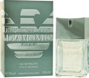 Toaletna voda Giorgio Armani, Armani Diamonds, moška, 30ml