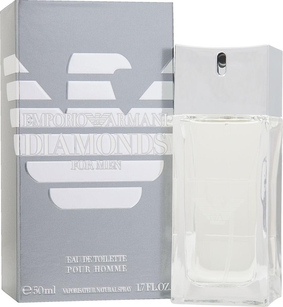 Toaletna voda Giorgio Armani, Diamonds, moška, 50ml