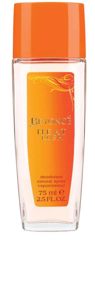 Dezodorant Beyonce, Heat rush, 75ml