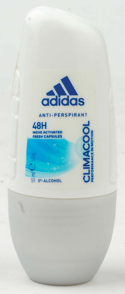 Dezodorant roll-on Adidas, Climacool ženski, 50 ml