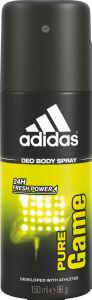 Dezodorant sprej Adidas Game Pure moški, 150ml
