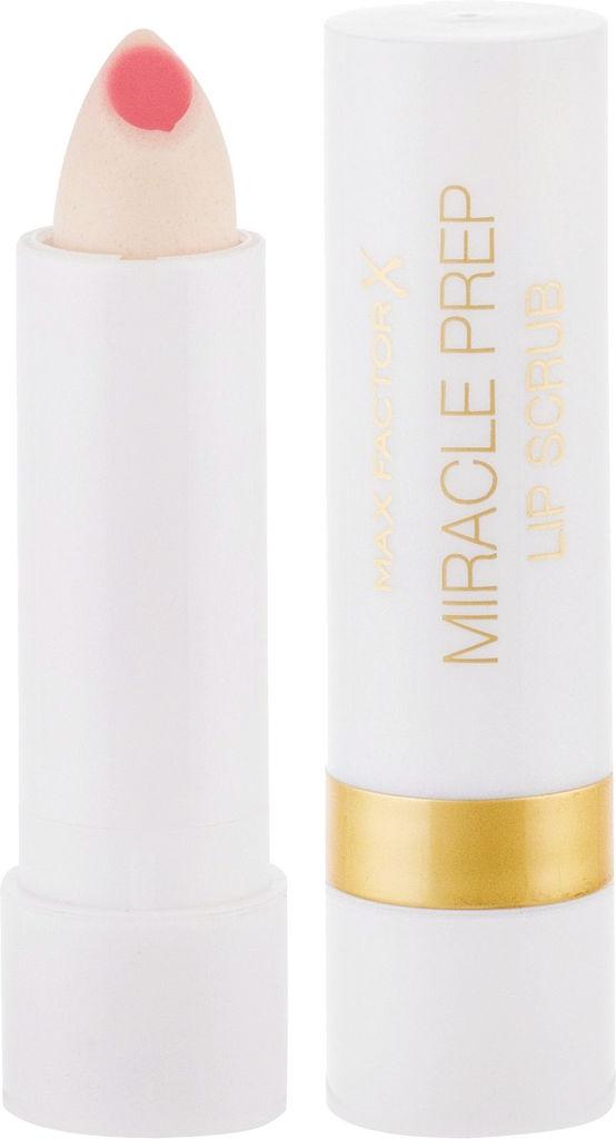 Piling za ustnice Max Factor Miracle prep lip, scrub&moisture