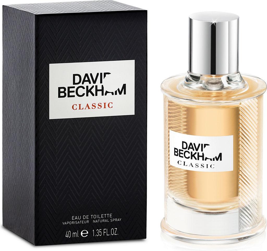Toaletna voda David Beckham, Classic, moška, 40ml