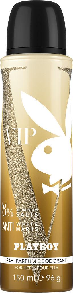 Dezodorant sprej Playboy Vip, ženski, 150ml