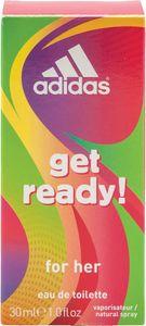 Toaletna voda Adidas, Get Ready, ženska, 30ml