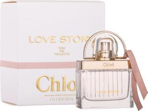 Toaletna voda Chloe, Love Story, ženska, 30ml