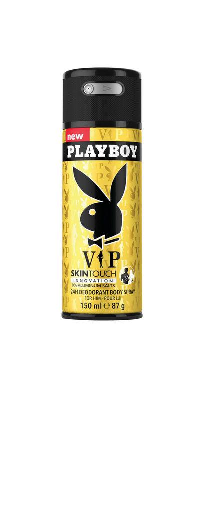 Deodorant Playboy, moš., Vip, 150ml