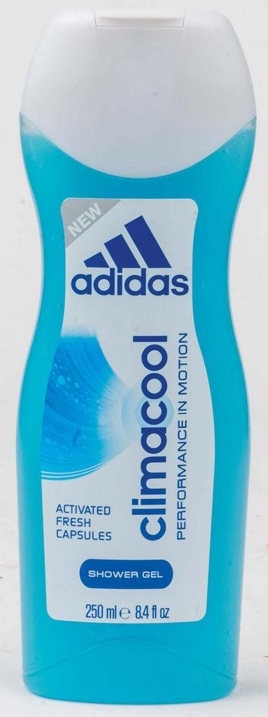 Gel za prhanje Adidas, climacool, 250ml