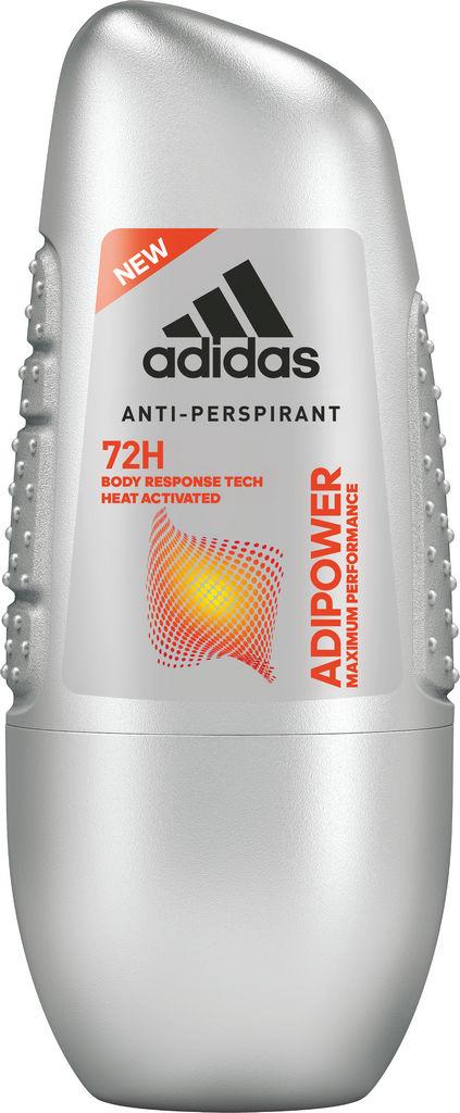 Roll-on Adidas, moški, APD Adipower, 50ml