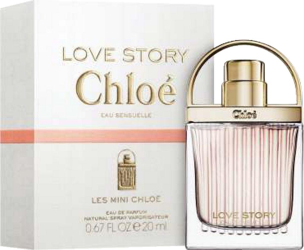 Parfumska voda Chloe, Love Story Eau Sensuelle, ženska, 20ml