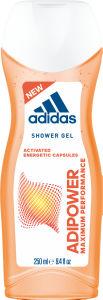 Gel za prhanje Adidas, ženski, Adipower, 250ml
