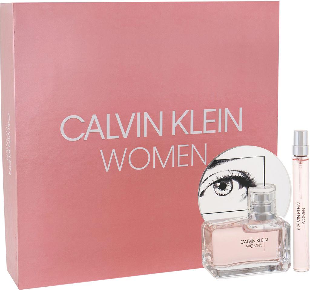 Darilni set Calvin Klein, Women, parfumska voda 50ml+10ml