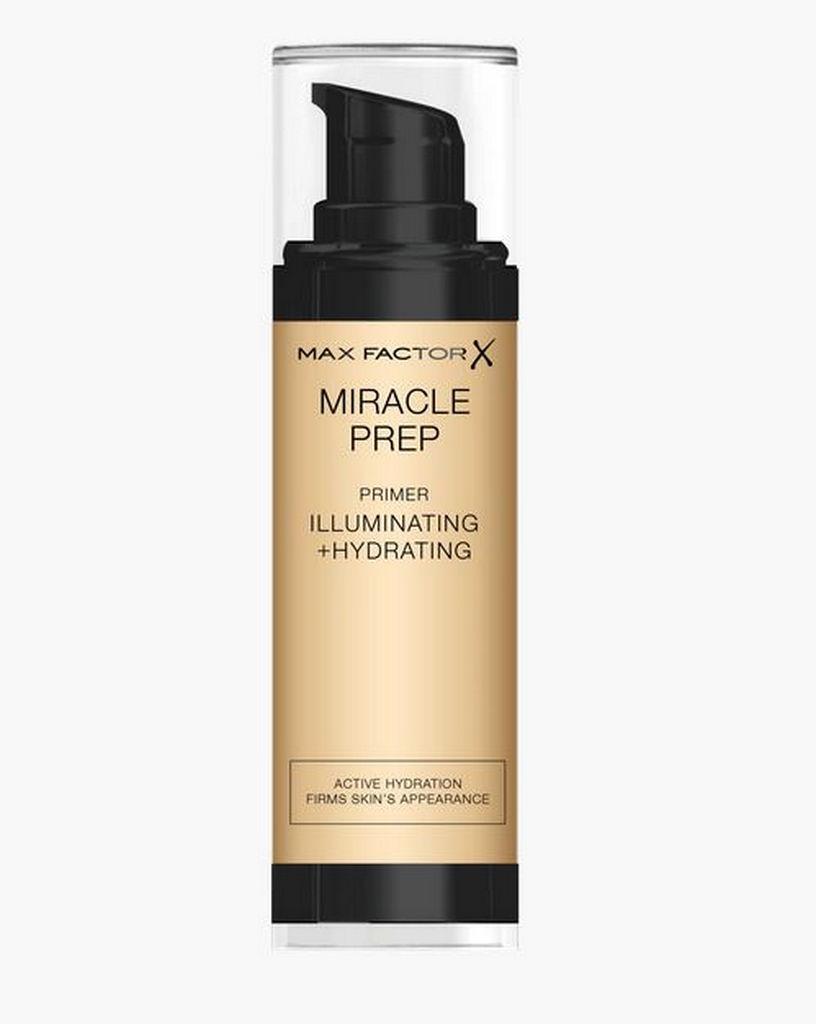 Primer Max Factor, Miracle prep illuminatin & hydrating, 30ml