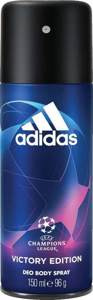 Dezodorant sprej Adidas Uefa moški, 150ml