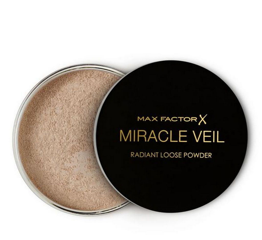 Puder Max Factor, Miracle veil Radiant loose powder
