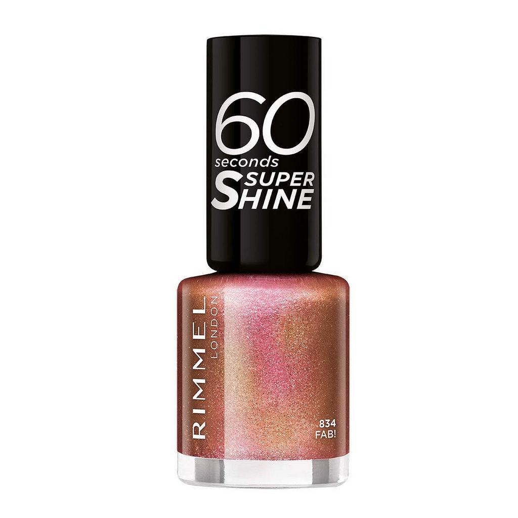 Lak za nohte Rimmel, 60sec – 834 nail polish
