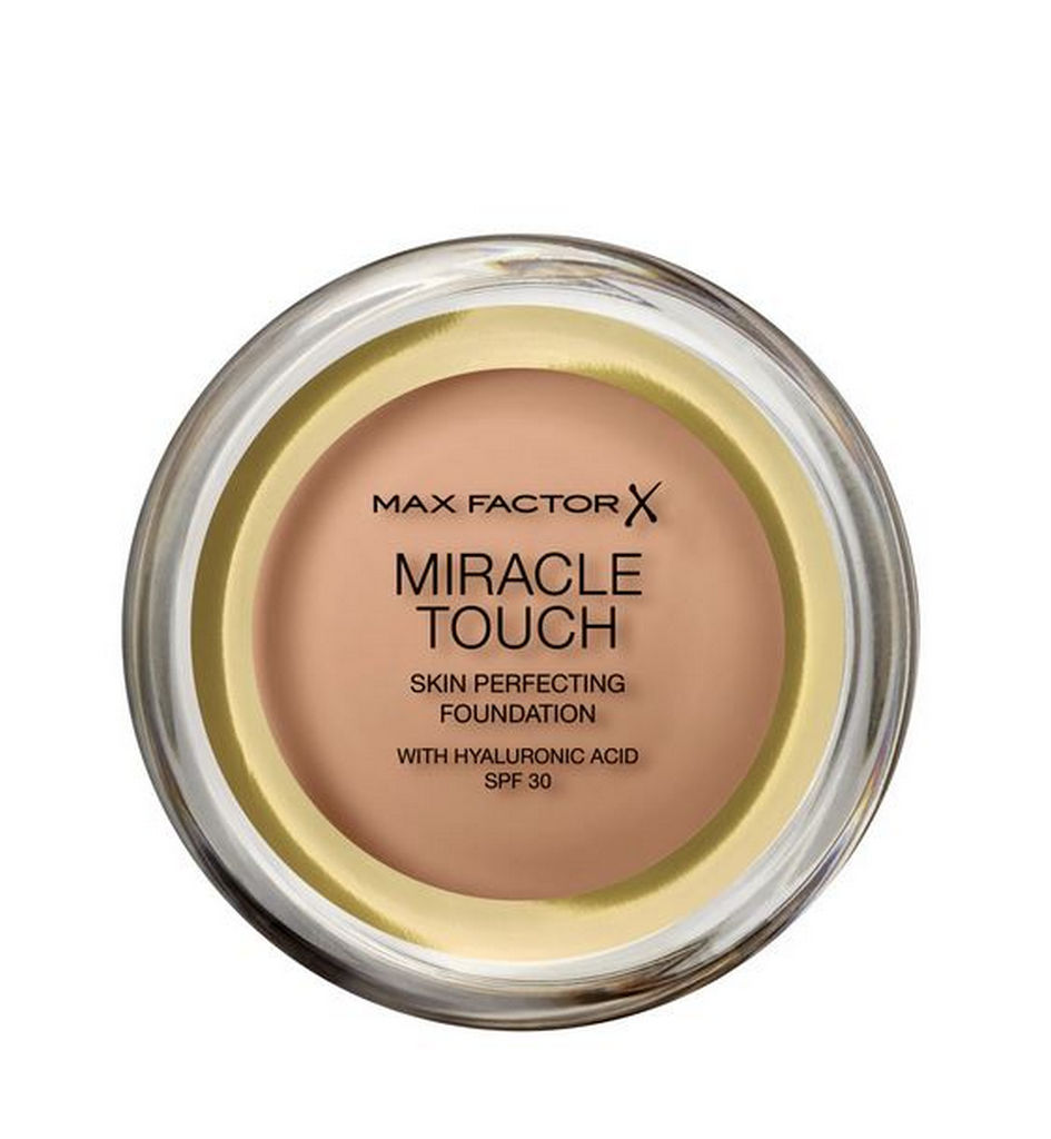 Puder Max Factor Miracle touch foundation, 70 bronze