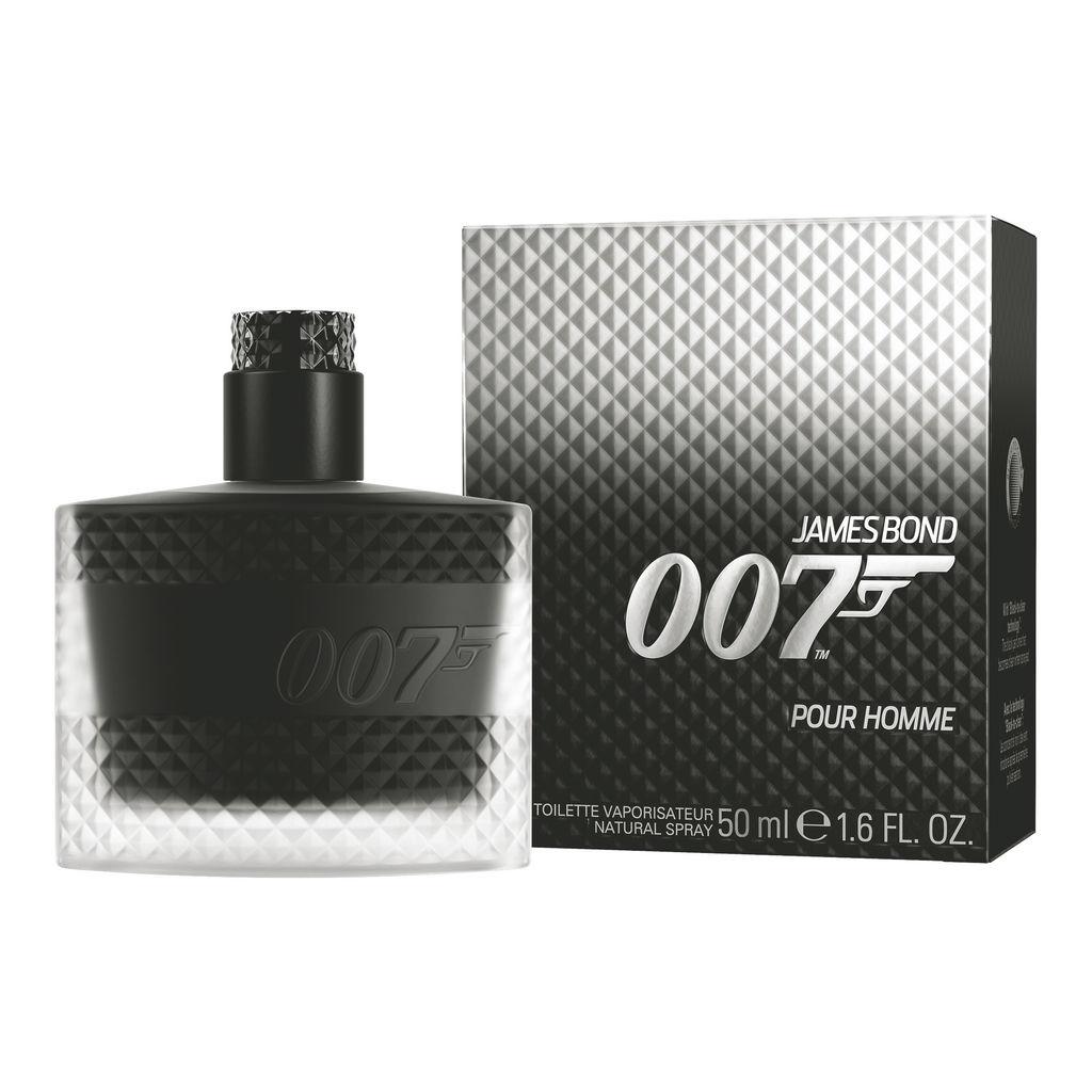 Toaletna voda James Bond 007, Pour Homme, moška, 50ml