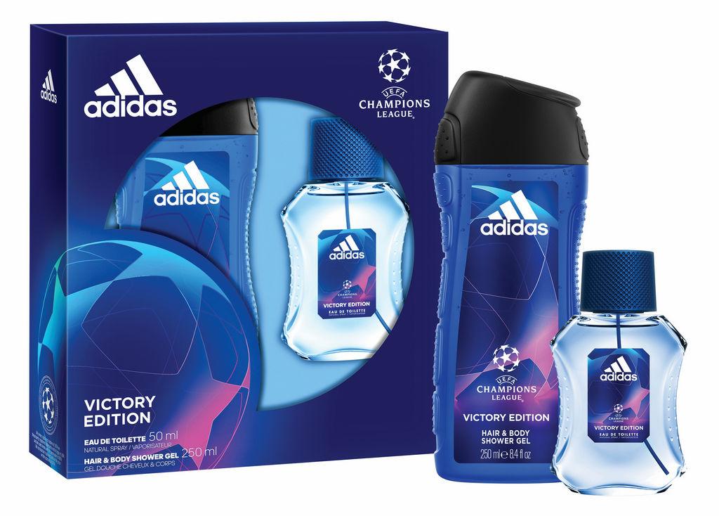 Darilni set Adidas, moški, UEFA
