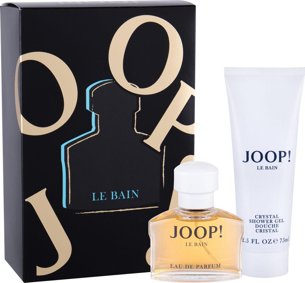 Darilni set Joop, Le Bain, ženski, EDP 40ml+gel za tuširanje 75ml