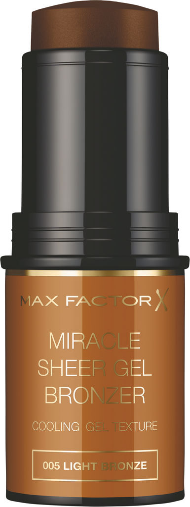 Rdečilo Max Factor, Miracle, bronzer v stiku, 05 L