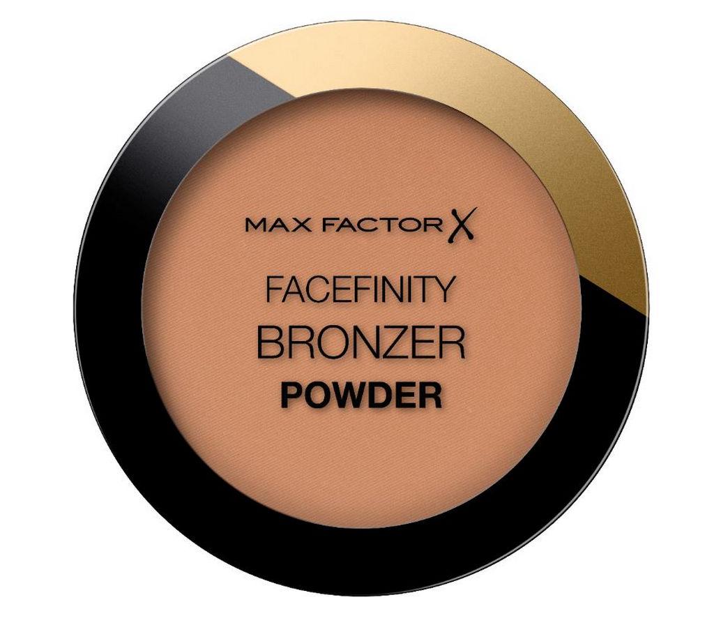 Puder Max Factor Facefinity Bronzer,  01 Light Bronze