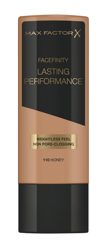 Puder Max Factor, Lasting Performance Foundation, 110 Honey