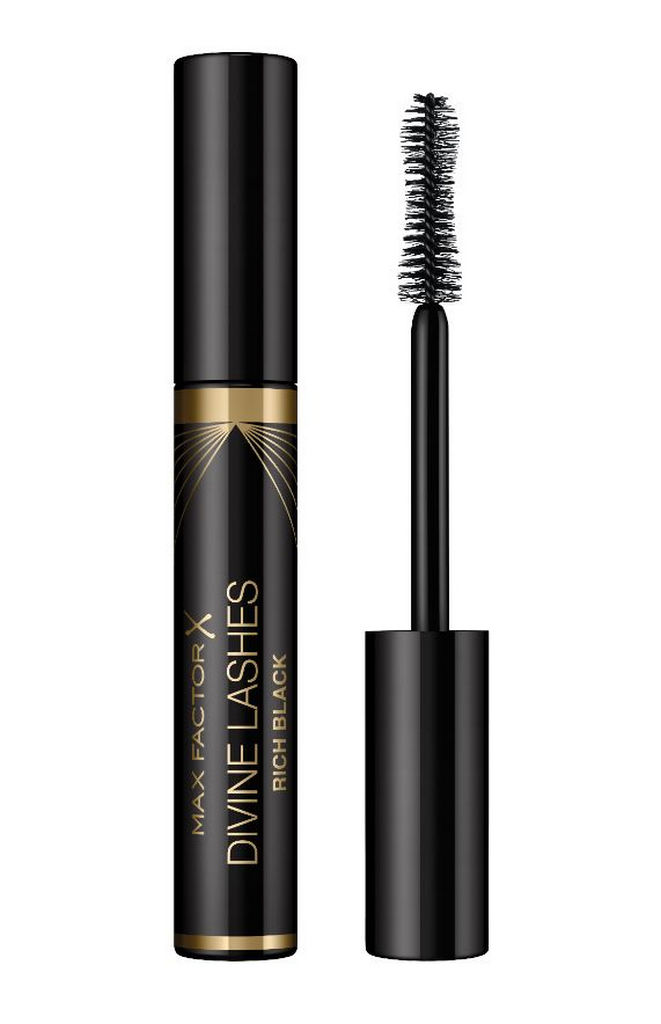 Maskara Max Factor Divine Lashes, Black za volumen