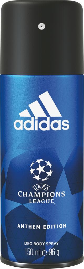 Sprej za telo Adidas, UEFA N°7, moški, 150 ml