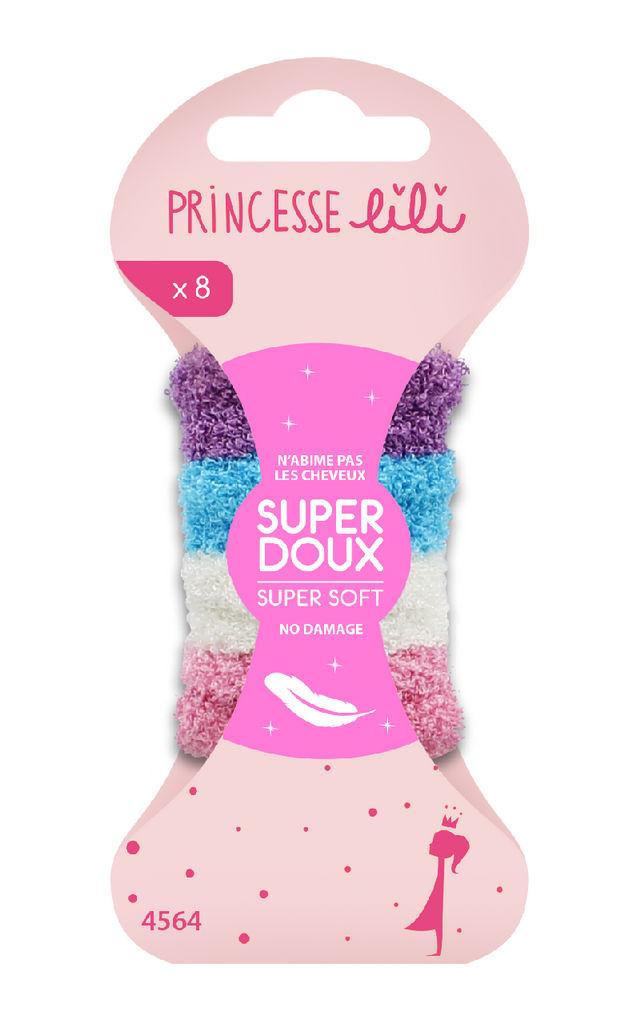 Elastike za lase Princesse Lili Cufo otroške PL4538, 4/1