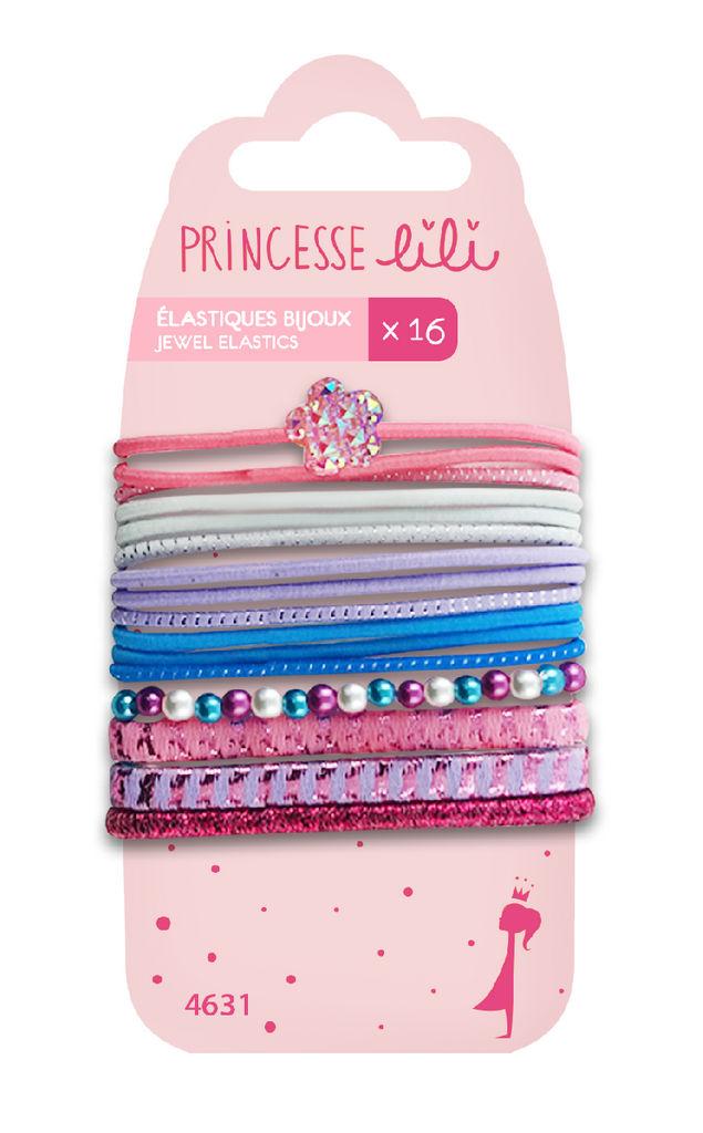 Elastike za lase Princesse Lili otroške PL4631