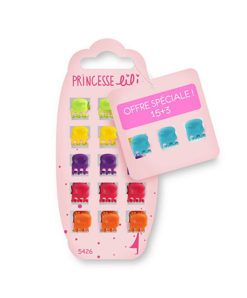 Oprijemalke Princesse Lili, 5426