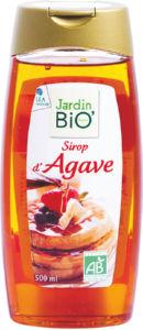 Sirup Bio,  Jardin, agava, 500 g