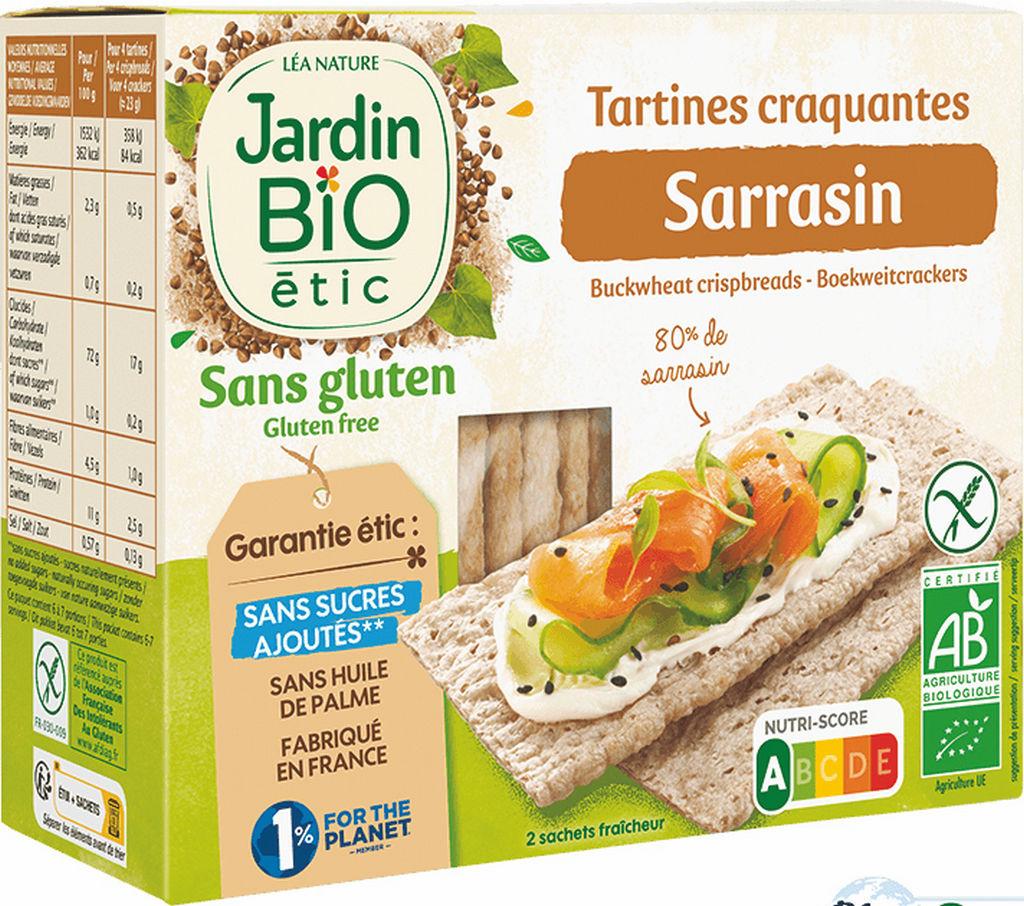 Kruhki Bio Jardin, ajdovi, 150 g