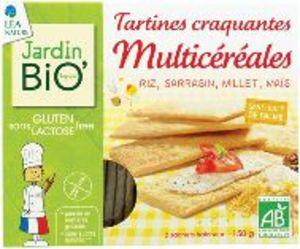 Kruhki Bio Jardin, multižita, 150 g