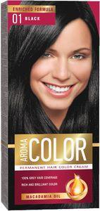Barva za lase Aroma Color 01 črna, 45ml