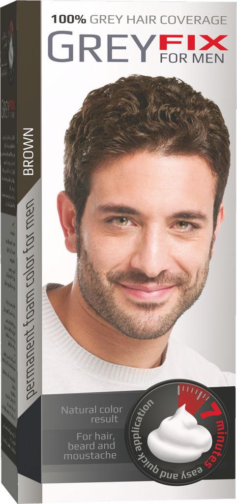 Barva za lase Aroma Color rjava za prekrivanje las, 45ml