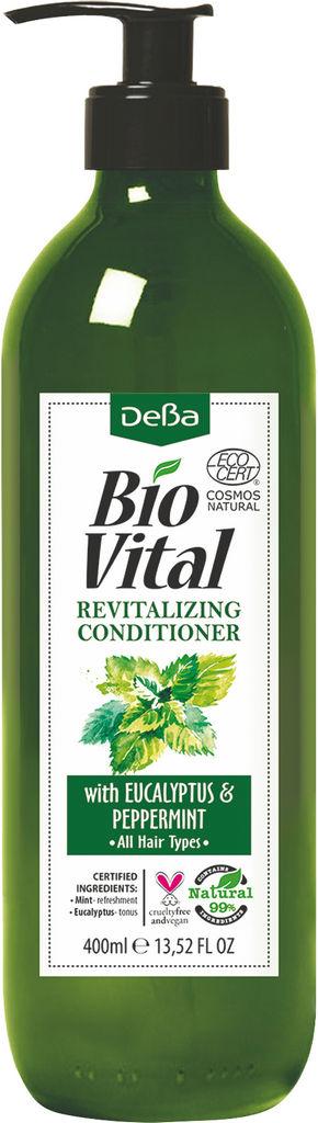 Balzam za lase BioVital, poživljajoč, 400 ml