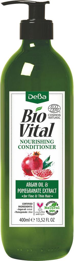 Balzam za lase BioVital, negovalni, 400 ml